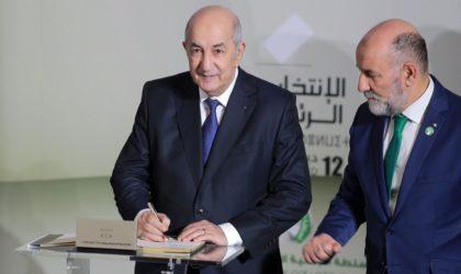 Le FLN ordonne à ses militants de se retirer des comités de soutien à Abdelmadjid Tebboune