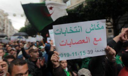 La LADDH appelle à l'annulation de «cette présidentielle dangereuse pour le pays»