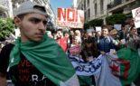 Alger ce matin pour dire non à la mascarade présidentielle