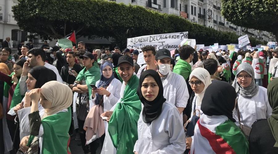 43e marche étudiants