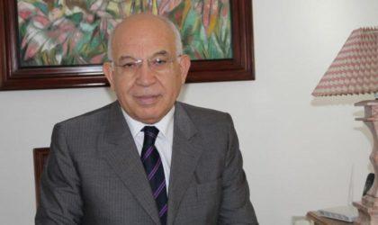 Abdelaziz Rahabi : «L'Algérie risque de connaître des moments difficiles»