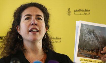 Amnesty International dénonce l'intensification de la répression à l'approche de la présidentielle