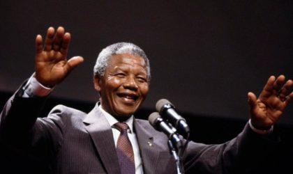 L'officier instructeur algérien du leader sud-africain Nelson Mandela témoigne
