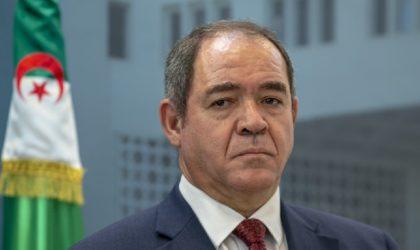 L'actuel chef de la diplomatie Sabri Boukadoum futur Premier ministre ?