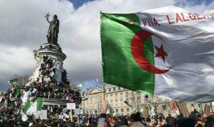 La Coordination internationale de la diaspora appelle à la «résistance contre l'imposture»