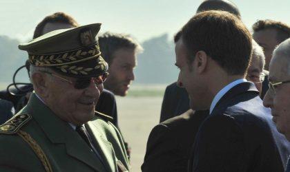Réaction tiède d'Emmanuel Macron : crise latente entre l'Algérie et la France
