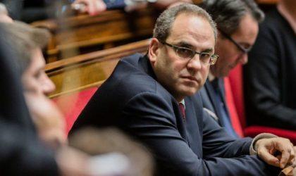 Ce que le député Brahim Hammouche a dit à Le Drian sur l'élection en Algérie