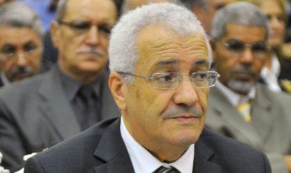 Sites bloqués, chaînes de propagande : ce qu'a dit Belaïd Mohand-Oussaïd