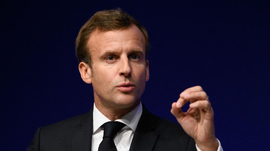 Macron colonialisme
