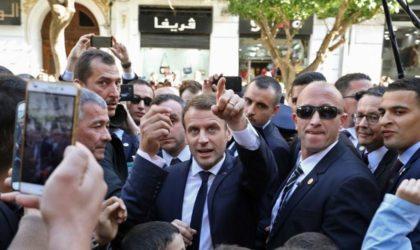 Macron entre le marteau du régime et l'enclume du Hirak : casse-tête algérien