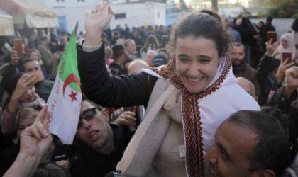 Samira Messouci : «Notre incarcération s'est retournée contre le pouvoir»