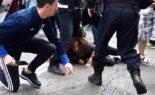 Oran : répression de la manifestation du 43e vendredi