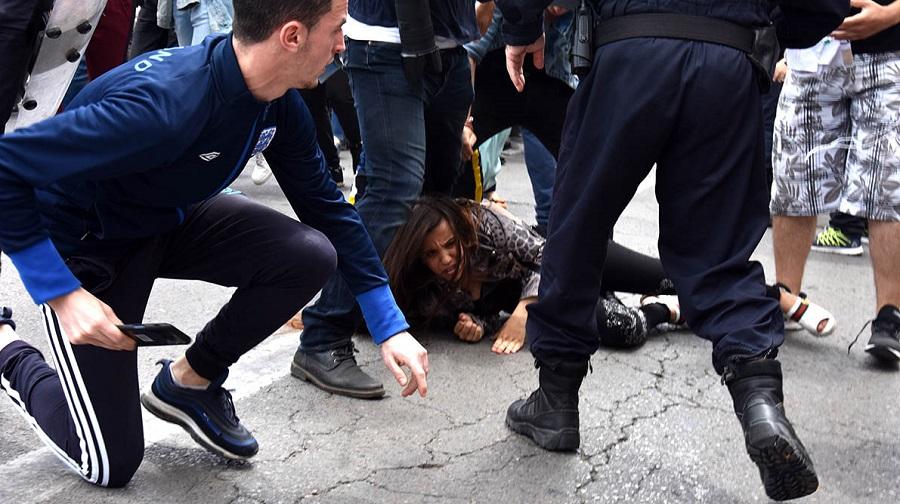 Répression Oran