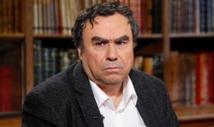 L'historien Benjamin Stora : «Le peuple algérien a été extrêmement patient»