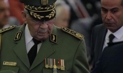Le deuxième coup d'Etat de Gaïd-Salah