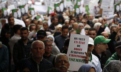 Peuple algérien et démocratie