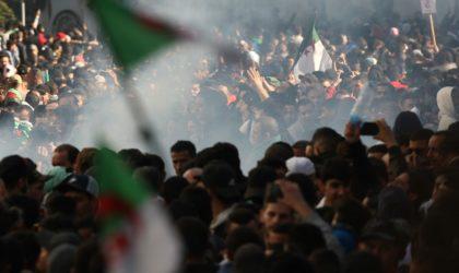 Grandes marches contre les élections à Alger et dans plusieurs villes du pays