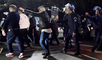 Imposantes marches nocturnes contre l'élection présidentielle de ce 12 décembre
