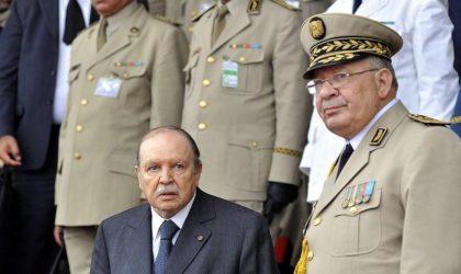 Le clan a fait un rêve : le mythe de la démocratie à l'algérienne