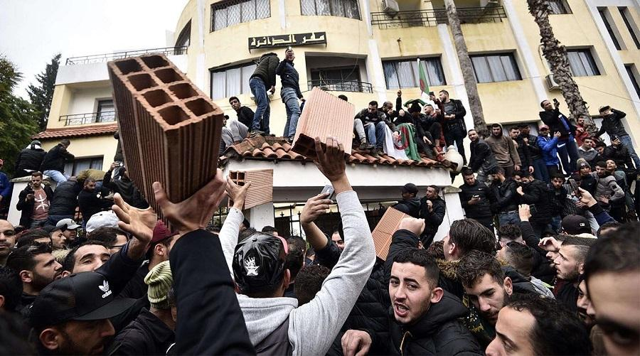 Algériens briques