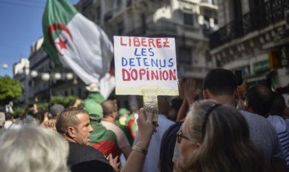 Des sources expliquent pourquoi les détenus d'opinion n'ont pas été libérés