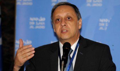 Le parti de Sofiane Djilali explique pourquoi il tend la main à Tebboune