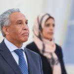 Lebdioui Daoud ambassadeur