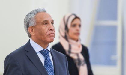 L'ambassadeur d'Algérie en France regagne Paris et reprend ses fonctions