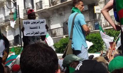 Comment Gaïd-Salah a voulu diviser les Algériens depuis l'usurpation du pouvoir