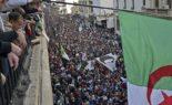 Une foule énorme se dirige vers Alger-Centre
