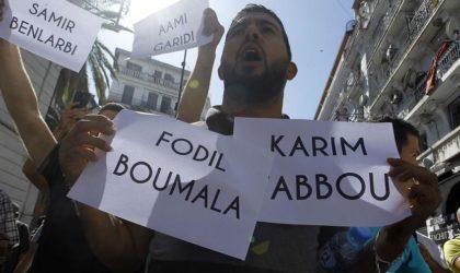 Youyous, couscous et gâteaux à l'honneur des détenus du drapeau amazigh sortis de prison