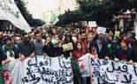 53e mardi : étudiants et citoyens envahissent les rues d'Alger