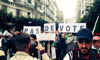 Le mouvement Ibtykar appelle au rejet massif des élections illégitimes du 12 décembre