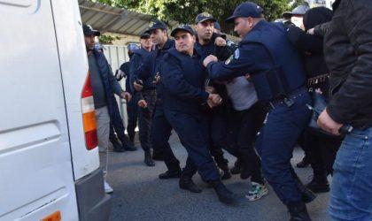 Le Réseau contre la répression dénonce des procédés «dignes de la Gestapo»