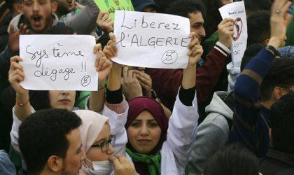 Après la mort du général Gaïd-Salah : place à l'abolition du système !