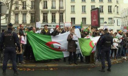 Ces deux votes hautement symboliques des Algériens à Marseille et New York