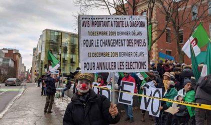 La diaspora fait échec à l'élection présidentielle en Europe, en Amérique et au Moyen-Orient