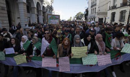 Sur le Mouvement populaire algérien : force et faiblesse