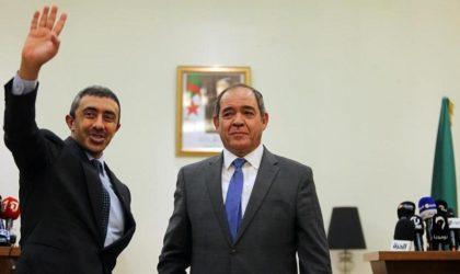 Alger somme Abu Dhabi de s'expliquer sur sa base militaire en Mauritanie ?