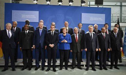 Les présidents Abdelmadjid Tebboune et Emmanuel Macron s'évitent-ils à Berlin ?