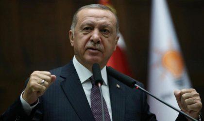 Visite d'Erdogan à Alger : une source libyenne révèle le dessous des cartes