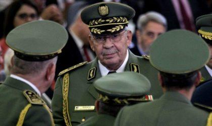 Comment le général Gaïd-Salah a tué la confiance entre le citoyen et son armée