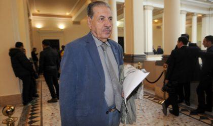 Ce communiqué du FLN qui révèle une guerre de tranchées chez Salah Goudjil
