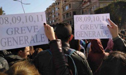 Hirak : pourquoi le recours à une grève générale ne serait d'aucune efficacité