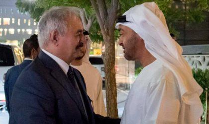 La tactique de Haftar et Ben Zayed pour empêcher la tenue d'un dialogue à Alger