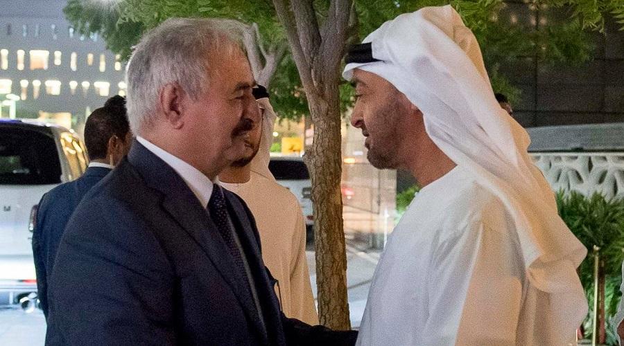 Haftar Ben Zayed