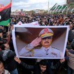 Haftar confrère libyen