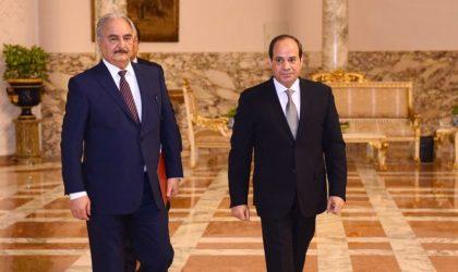 L'Algérie a-t-elle convaincu l'Egypte de lâcher le belliqueux maréchal Haftar ?