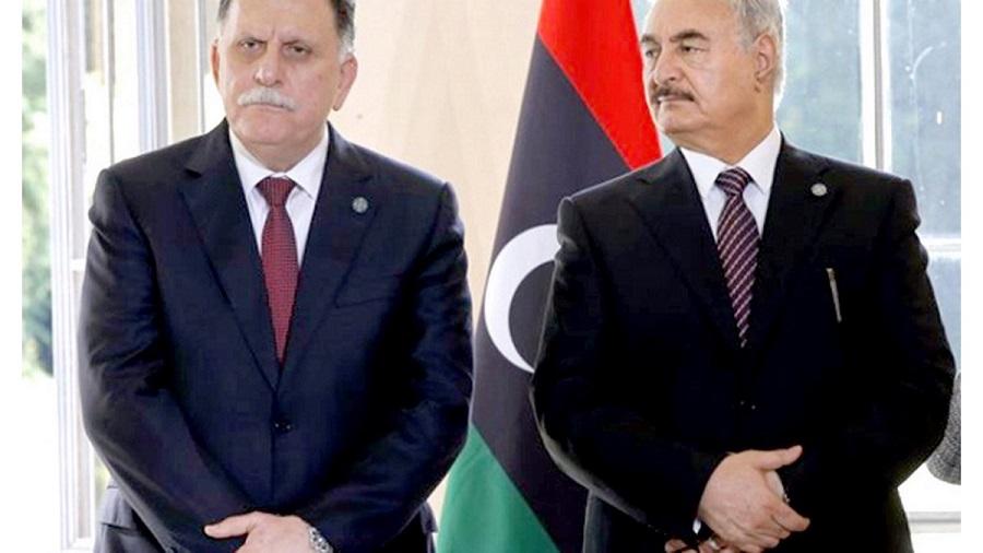 conflit Libye