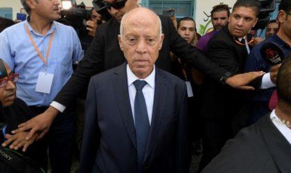 Le Président tunisien explique pourquoi il ne s'est pas encore rendu en Algérie